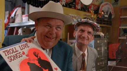 i mean - Ernest Saves Christmas Cast
